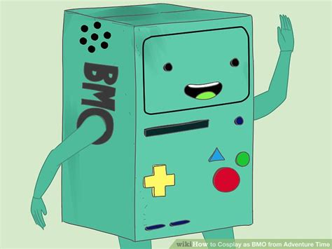 How To Cosplay As Bmo From Adventure Time (with Pictures