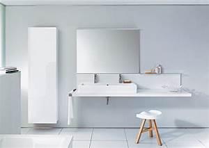 le style scandinave dans la salle de bains inspiration bain With salle de bain epuree