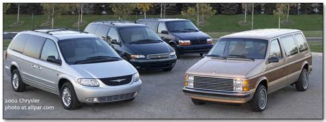 Chrysler Plymouth Voyager by 2002 Chrysler Voyager Information And Photos Zombiedrive