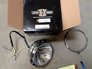 Replacement Headlight Wiring 101