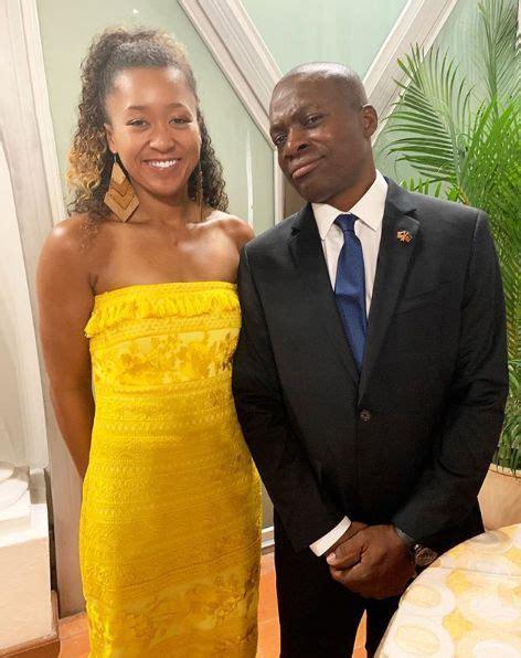 Raised internationally and multiculturally, osaka says she feels more haitian and japanese than. Biography & Personal Life of Naomi Osaka's father Leonard ...