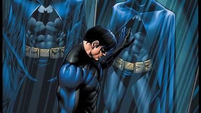Nightwing Background