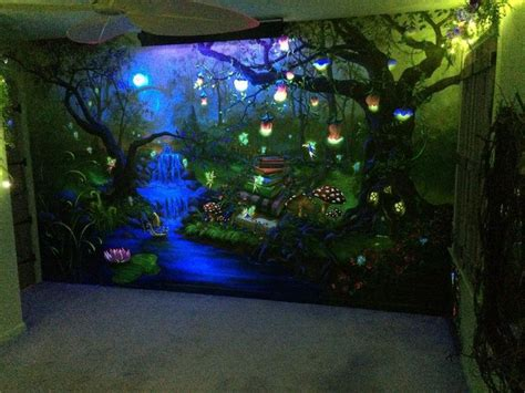 25+ Best Ideas About Enchanted Forest Bedroom On Pinterest