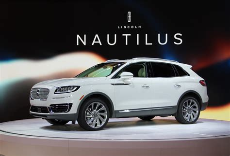 Lincoln 2019 : 2019 Lincoln Nautilus Could Be The Hit This Luxury Brand