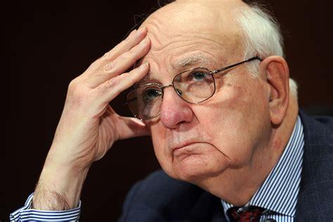 volcker criticizes delay  namesake rule moneybeat wsj