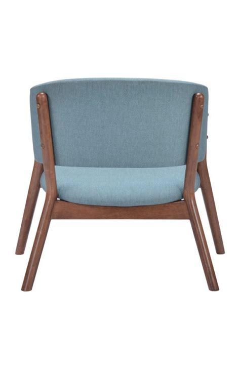 mariner blue wood accent chair modern furniture