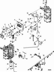 Mercury Marine 60 Hp Efi  4 Cylinder   4