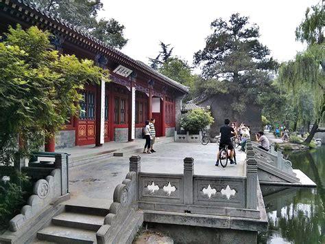 tsinghua university campus beijing visions  travel