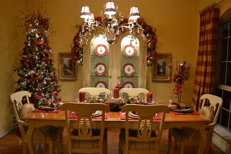 Kristen's Creations My Christmas Dining Room