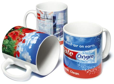 color cup is dye sublimation the best branding method for your mugs