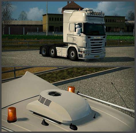 dometic coolair   rjl scania  mod euro truck