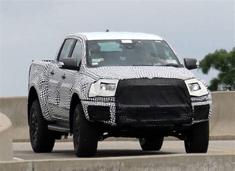 ford ranger raptor concept revealed auto car