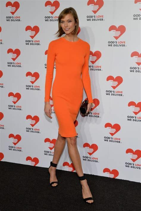 Karlie Kloss Golden Heart Awards Celebration