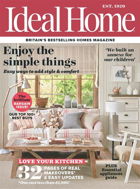 Home Magazine by Ideal Home Magazine February 2017 Uk Read
