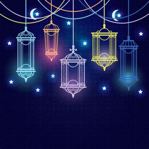 hari raya card design vector image  stockunlimited egrafis