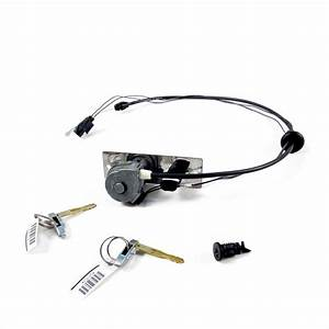 25865472 Hatch  U0026 Trunk Release Cable Kit