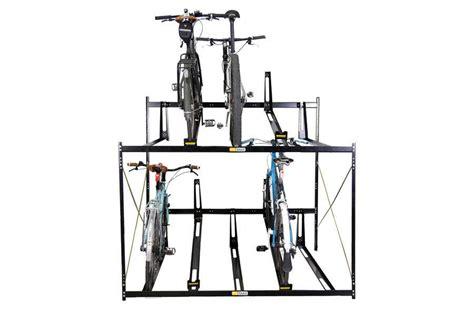 saris stretch  bike locking commercial rack saris bike