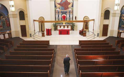 Catholic Church Abuse Scandal Brings Frustration At Tempe