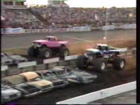 monster truck show charleston sc 1990 tnt monster trucks myrtle beach sc show 1 part 1