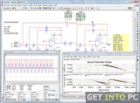 National Instruments Circuit Design Suite Free Download