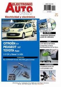Manual De Taller Citroen C1 1 0