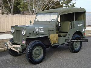 3b Auto : willys 1963 cj3b army m606 style vietnam military type highhood jeep ~ Gottalentnigeria.com Avis de Voitures