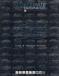 2005 Gmc Topkick  U0026 Chevy Kodiak Repair Shop Manual Original 2 Volume Set C4500