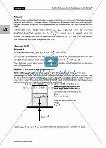 Schweredruck Berechnen : nett arbeitsblatt dichte und auftrieb bilder super lehrer arbeitsbl tter ~ Themetempest.com Abrechnung