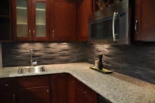 modern backsplash kitchen island rustic himachal black backsplash modern kitchen other by island