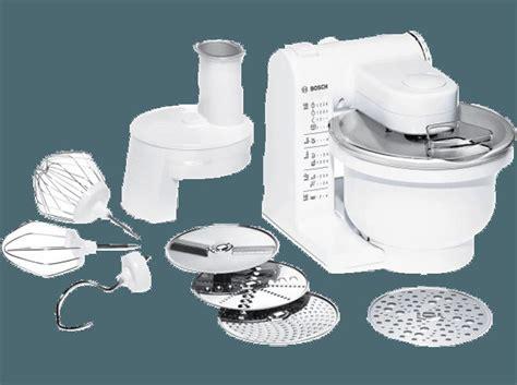Bosch Mum4405 Küchenmaschine Mum4 (500 Watt, 3.9 Liter