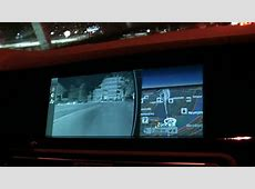 BMW 530d F10 Night video with Nightvision YouTube