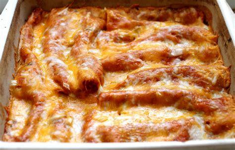 how do you make enchiladas on my menu cheese enchiladas