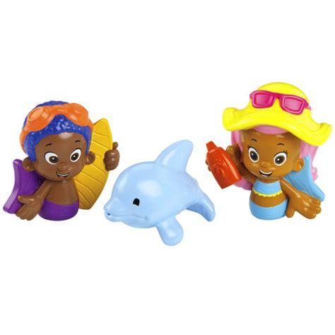 Guppies Bath Set by Bath Toys Images