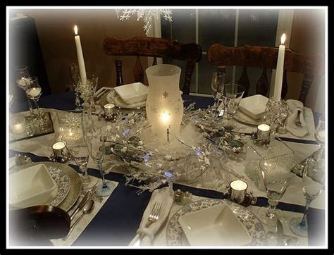 Winter, Tablescapes And Table Scapes On Pinterest