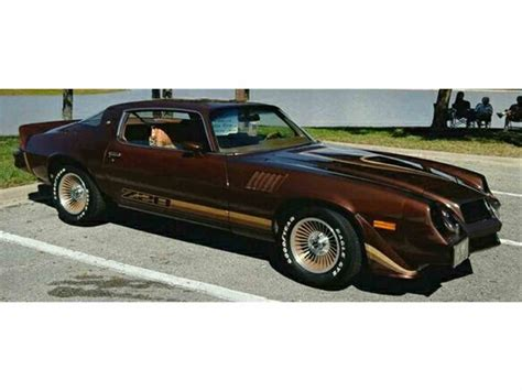 1979 Chevrolet Camaro by 1979 Chevrolet Camaro Z28 For Sale Classiccars Cc