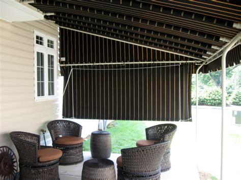 drop curtain on a canopy kreider s canvas service inc