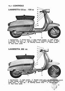 Lambretta Dl  Best Photos And Information Of Model
