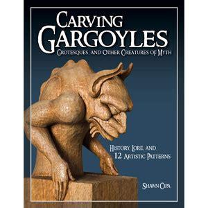 carving gargoyles gargoyle carving books