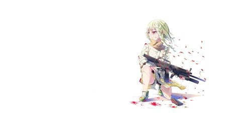 Anime With Gun Wallpaper - anime gun wallpaper 61 images