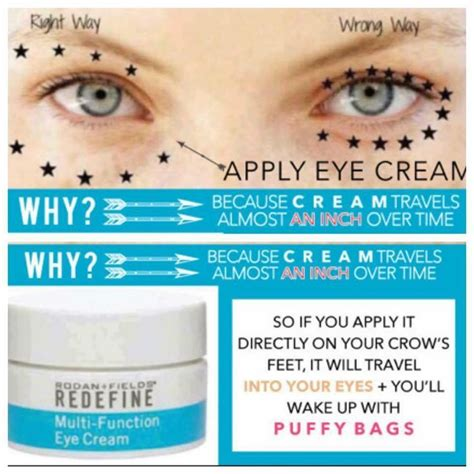 I bet you have been applying your eye cream all wrong? I