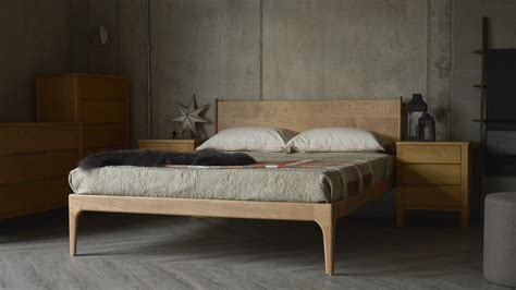 camden handmade bed solid wood beds natural bed company