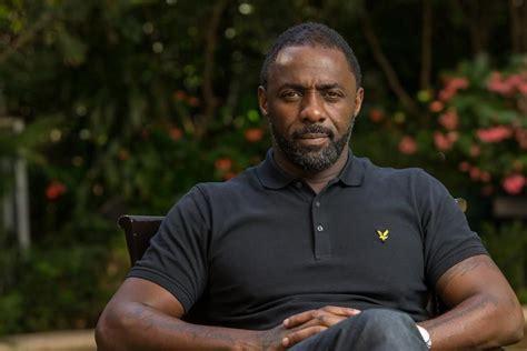 Idris Elba on