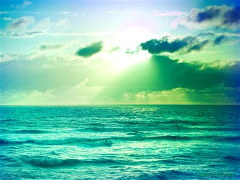 sea  green beaches nature background wallpapers