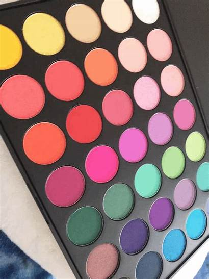 Morphe Palette Eyeshadow Makeup