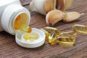 Benefits Of Garlic Oil Capsules