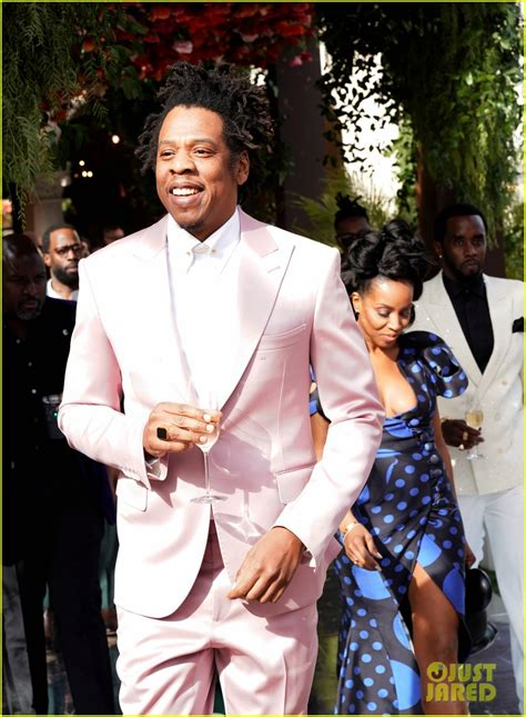 Beyonce Joins Jay-Z at Roc Nation's Pre-Grammys 2020 ...