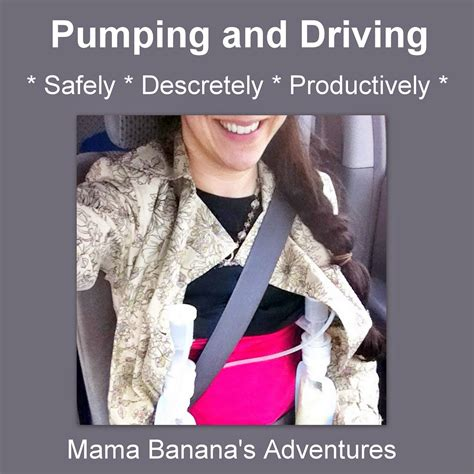 7 Items For Breast Pumping And Driving Safely Mama