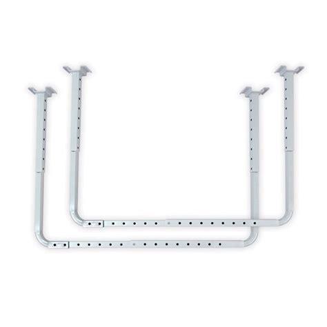 Hyloft Ceiling Storage Canada by Hyloft Adjustable Ceiling Kit White Finish 14 23 Inch