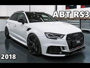 Abt Audi Rs3  2018  Upgrade Kit