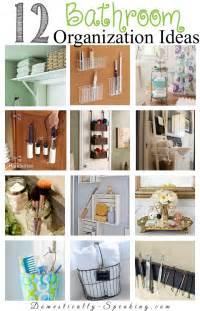 bathroom organization ideas bathroom organization ideas home design elements
